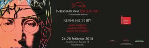 INTERNATIONAL BROKER ART presenta : SILVER FACTORY